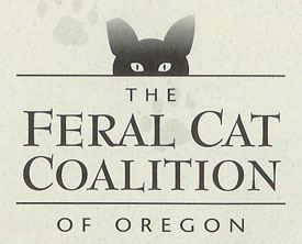 The Feral Cat Coalition of Oregon